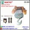 Wktoの耐圧防爆電気チェーン起重機35tの中国の製造業者