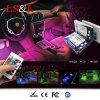Striplight flessibile dell'atmosfera della decorazione dell'automobile economizzatrice d'energia di RGB LED