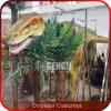3D impermeabilizan el traje mecánico del dinosaurio para la venta