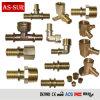 Harbedのホースフィッティング、真鍮の管付属品、配管の付属品および管継手