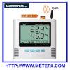 GSM het Registreerapparaat van de Gegevens van de Vochtigheid van de Temperatuur van het Alarm