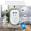 De Slimme Contactdoos van WiFi van het nieuwe Product voor Contactdoos van de Macht van WiFi van de Stop van de Echo van Amazonië Alexa de Slimme voor Uw Familie