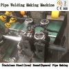 Machine van de Lasser van de Buis van de Pijp van de Pijp van het Roestvrij staal van de hoge snelheid de Naadloze