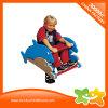 Оборудование занятности езды Kiddie акулы игрушки PV материальное для сбывания