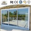 2017安い工場安い価格のガラス繊維のグリルの内部が付いているプラスチック傾きおよび回転ドア