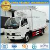 Dongfeng 6 ruedas de camiones refrigerados camiones camión de transporte de vacunas 5 T
