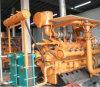 Puissance combinée de chaleur et électricité 500kw générateur de biogaz de gaz naturel