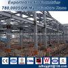 La lumière de l'acier Bâtiments industriels en acier préfabriqués en usine