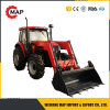 alimentador 1004 de 100HP 4WD con el cargador de las partes frontales