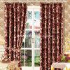 Tenda di finestra pieghettata pizzico di lusso del jacquard (SZSMEJ023)