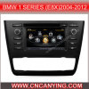 특별한 Car DVD Player Forbmw 1 Series (GPS에 E8X) 2004-2012년, Bluetooth. A8 Chipset Dual Core 1080P V-20 Disc WiFi 3G 인터넷 (CY-C170로)