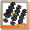 Virgin Remy Brazilian Jet Black Color Hair