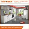 Armadio da cucina lineare della lacca con il disegno moderno