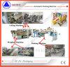 Swfg-590 secam a maquinaria de peso da massa do macarronete e de embalagem automática