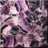 Bramma viola della pietra semi preziosa della fluorite