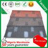 La pierre de garantie de la qualité 50years couvre de tuiles le matériau de construction de Chambre de feuille de toiture en métal