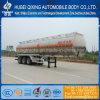 Três eixos 46cbm Trailer de Combustível em ligas de alumínio para venda