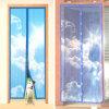 Сетка неба волшебная, занавес двери, занавес двери неба