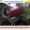 A cor por atacado da folha da telhadura revestiu a bobina de aço galvanizada