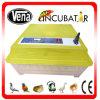 Melhor qualidade de incubadora de frangos Automático/Incubadora de codorniz