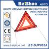 사려깊은 차 삼각형 경고 표시