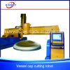 실린더 제조 기계 접시 헤드 뚜껑 CNC 가스 플라스마 절단기