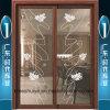 Oberste widerliche Maufacturer anbietenaluminium-hängende Tür