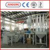 PE、PP、PVCのためのプラスチックPulveriser