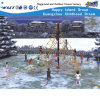 Equipamento de esportes ao ar livre HD-Kq50115D dos frames de escalada da corda das crianças