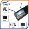 D66 Black Pearl RC801 écran HD de 7'' de la diversité Fpv Rx pour Phantom 2 Fpv Kit Film d'antenne