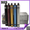 Chirstmas Selling Newest Adjustable Voltage 1600 mAh E Cigarette Battery Vision Spinner 3