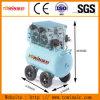 Compresseur d'air silencieux principal de deux pompes