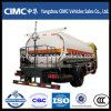 Sino de camiones HOWO camiones camión tanque de agua de riego camión