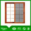 Aluminiumprofil-schiebendes Fenster mit Moskito-Netz