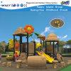 Высокое качество Детские горки Детские площадки Открытый игрушки играть (HD-FY00801)