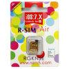 La carte SIM de R la plus neuve et initiale pour l'iPhone 4S