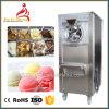 Heiße verkaufenfußboden-vorbildliche Edelstahl-Stapel-Gefriermaschine Gelato