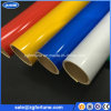 Materiais reflexivos brancos do vinil da prata quente da alta qualidade da venda