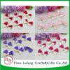 Cinta de Grosgrain apliques de Arcos de flores de boda artesanales adornos de coser