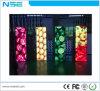 Segno mobile di pubblicità dell'interno tagliente del video HD SMD P3 LED di colore completo