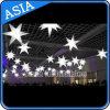 De opblaasbare Ster van de Verlichting voor de Reclame van Ster van het Stadium van /Decorative de Opblaasbare Lichte