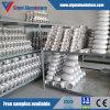 Breve raggio Polished gomito dell'alluminio da 180 gradi