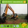 Cheap 8.5 ton Sy85c Sany Máquina excavadora con la cuchara costo