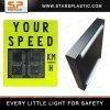 2つのディジットおよび3つのディジットのレーダーの速度の印、Mutcdの標準