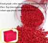 Colorear Masterbatch plástico Masterbatch rojo Masterbatch reciclado PP/PE de la fabricación profesional de Masterbatch