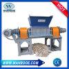 Low Noise Twin Shaft Shredder Machine