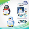 Robô indutivo inteligente promocionais Penguin juntamente com os brinquedos eléctricos caneta mágica para crianças Dom