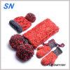 2013 de Acryl Gebreide Sjaal van de Handschoenen van de Hoed van de Bevordering van de Voorraad (SNXY1001)