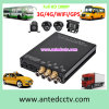 Karte mobiler DVR Ableiter-256GB CCTV DVR für Fahrzeug-Auto-Bus-Taxi-Überwachung