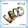 Горячий USB USB Flash Drive Wristband OEM Bracelet Sale 4GB, USB Logo